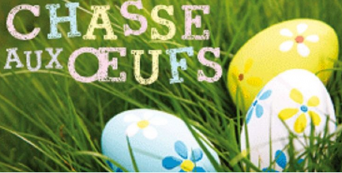 chasse aux oeufs Plougonvelin