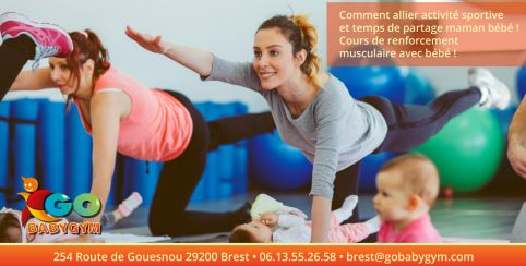 COURS MAM GYM // GOBABYGYM BREST