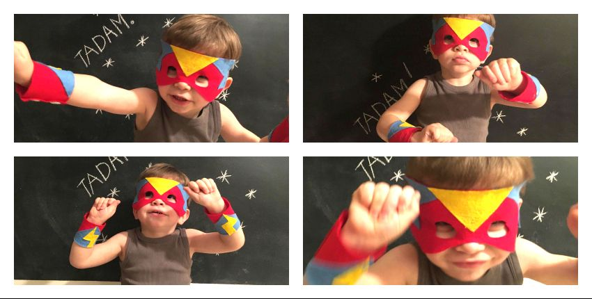 Diy: Le masque de super héros !