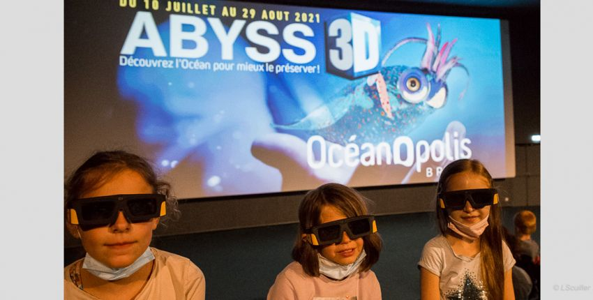 ABYSS 3D , seconde animation XperienSEA